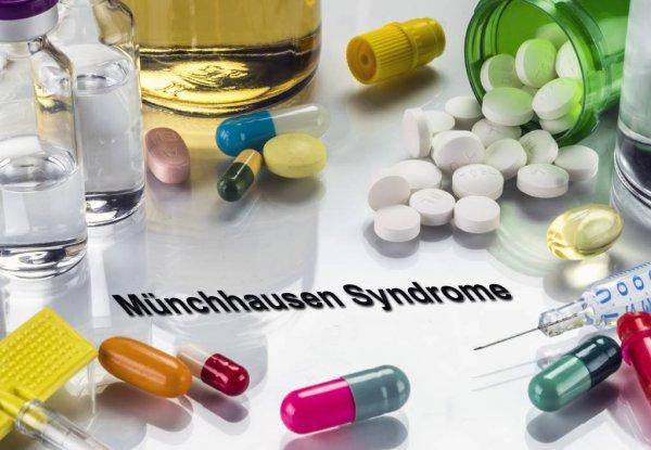 Sindrome de Münchausen